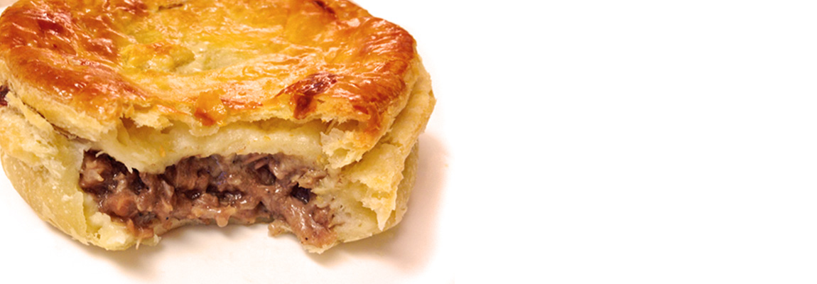 Steak & Cheese Pie